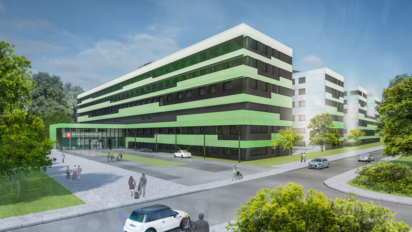 gro auftrag aus frankfurt am main klinikum h chstblogdetail. Black Bedroom Furniture Sets. Home Design Ideas
